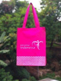 goodie bag pesona indonesia